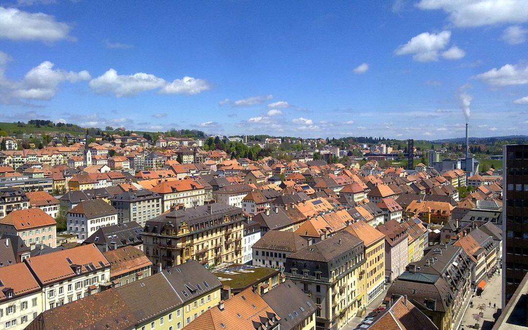 Chargé·e des aménagements urbains à la Ville de La Chaux-de-Fonds (80-100%)