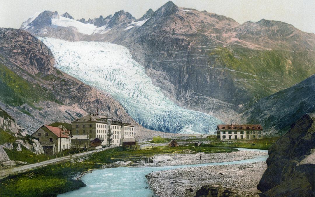 Make the glaciers great again – Une conférence de Jean-Baptiste Bosson
