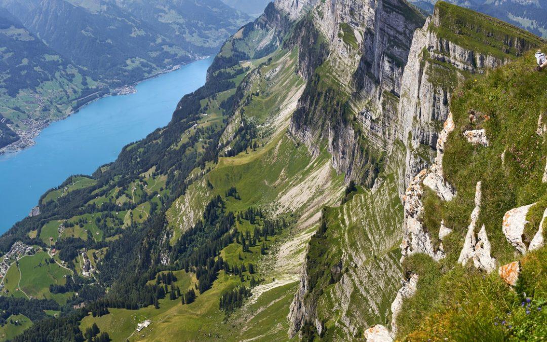 Interrail dans les Alpes avec Yaolin