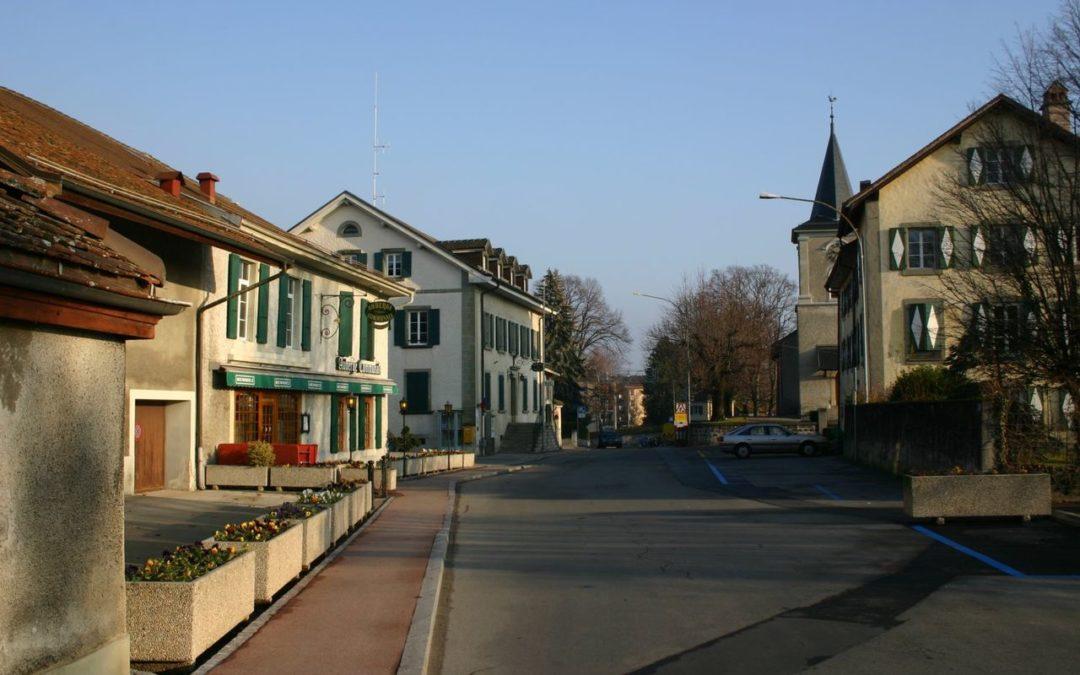 Stagiaire urbaniste à la Commune d'Ecublens (100%)